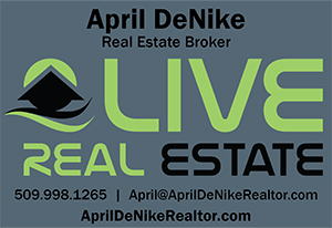 April DeNike Logo